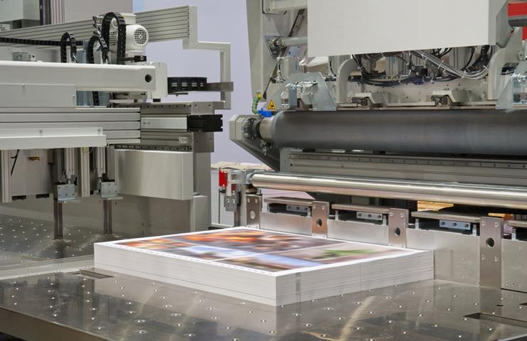 Digitaldruck sorgt für hochwertige Printerzeugnisse. (Bild: @ Alterfalter - fotolia.com)
