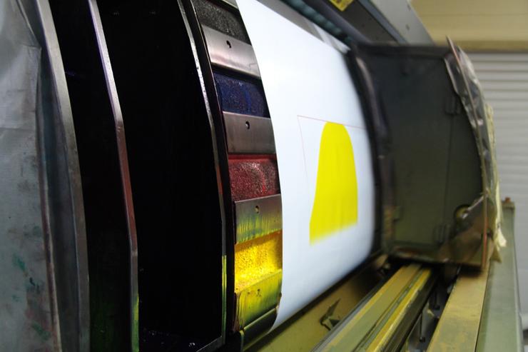 Mit Digitaldruck lassen sich hochwertige Ergebnisse erzielen. (Bild: @ thalassinos - fotolia.com)