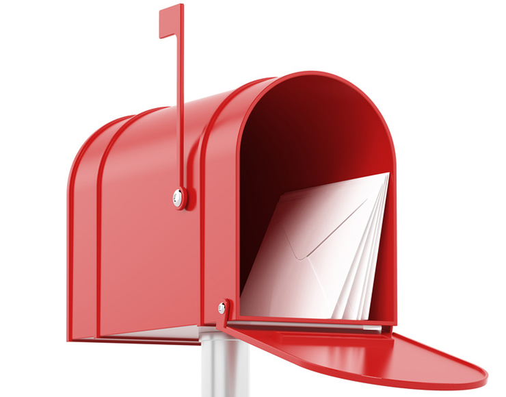 Lettershops übernehmen für Sie das Kuvertieren Ihrer Briefsendungen. (Bild: ekostsov - fotolia.com)