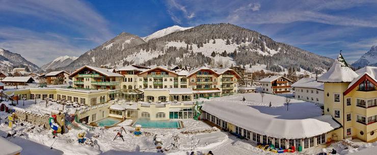 Das Kinderhotel Alpenrose ist für perfekte Familienferien der richtige Ort. (Bild: hotelalpenrose.at)