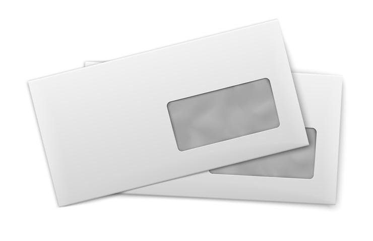 Das Kuvertieren übernehmen für Sie Lettershops. (Bild: © Ilya Zaytsev - fotolia.com)