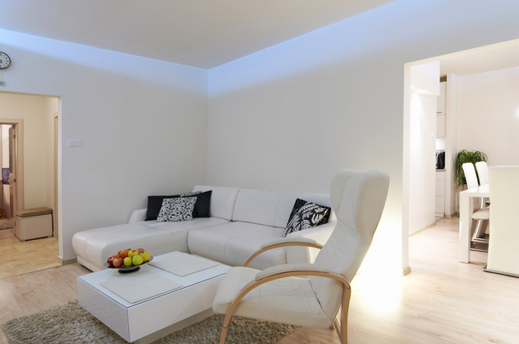 Wählen Sie Polstermöbel, die zu Ihnen passen. (Bild: © poplasen - Fotolia.com)