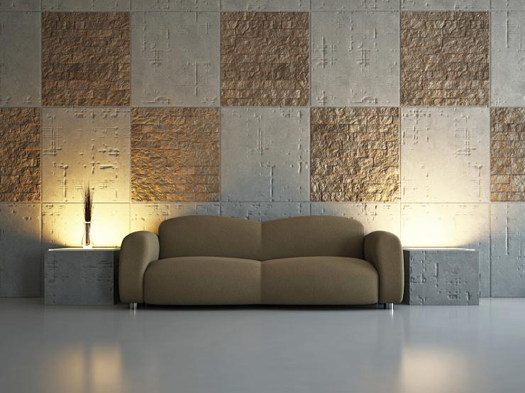 Polstermöbel sorgen für ein gemütliches Ambiente. (Bild: © astragal - Fotolia.com)
