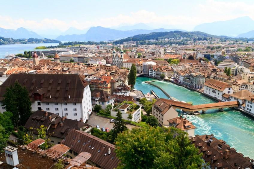 Essen und italienisch geniessen in Luzern