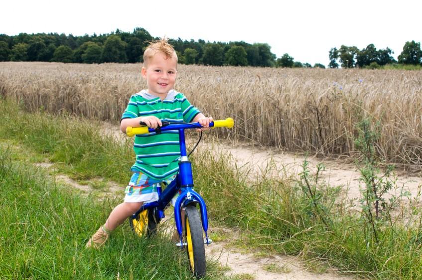 Spielwaren, Spielzeug, Laufrad: Spielerisch fürs Leben lernen