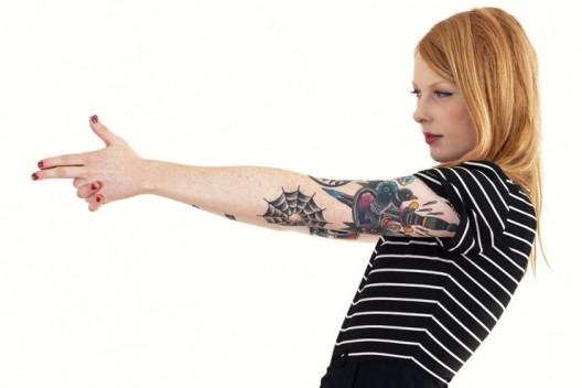 Tattoo entfernen - mit Geduld und der richtigen Methode zum Erfolg