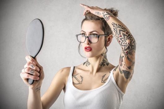 Mit Erfolg Tattoo entfernen lassen