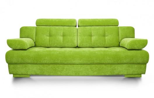 Ein gut ausgesuchtes Sofa schafft Behaglichkeit